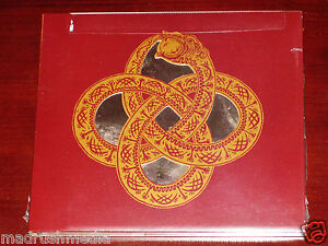 Agalloch-The-Serpent-The-Sphere-CD-2014-Profound-Lore-PFL-133-Digipak-NEW