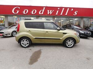 2012 Kia Soul HEATED SEATS!