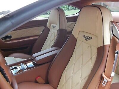 2010 Bentley Continental GT Mulliner Diamond Stitch Seats GORGEOUS RARE SERIES 51