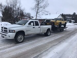 2003 Dodge Ram 3500 six speed Cummins