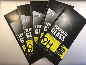 iPhone Tempered Glass Screen Protectors