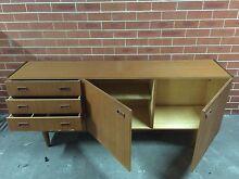 Mid Century Danish Retro Buffet Table Sideboard Parker Era Croydon Burwood Area Preview