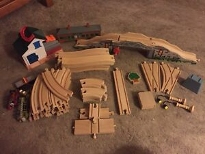 Thomas & Friends Wood Tracks and Accessories,
