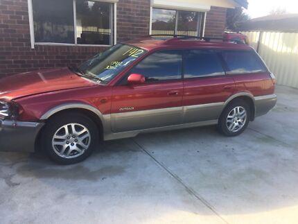 Subaru Outback wagon wrecking  $$cheap parts $$