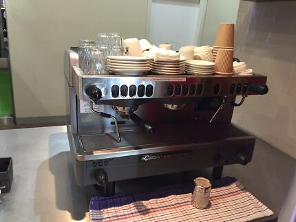 La Cimbali 2 group commercial coffee machine Bundoora Banyule Area Preview