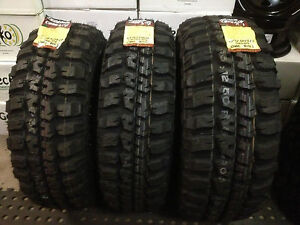 NEW-235-75-15-MUD-TYRE-29-FEDERAL-COURAGIA-M-T-real-tough-mudder-4wd-ARB-4X4