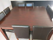 9 Piece Square Dining Suite Wollert Whittlesea Area Preview