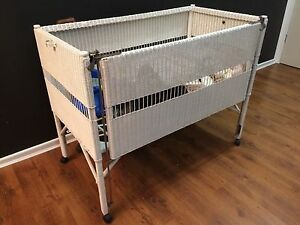 Vintage, (almost) antique cot, crib, baby, doll Warners Bay Lake Macquarie Area Preview