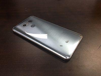 LG G6 H872 32GB Platinum -Smartphone - 32GB T-MOBILE 9/10