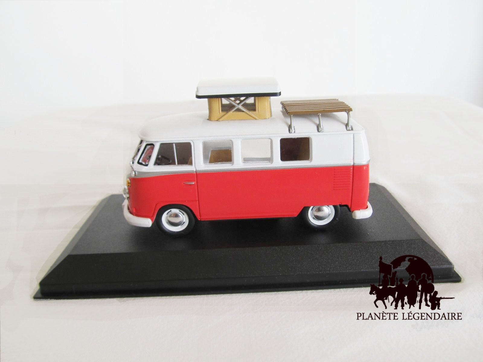 miniature ixo camping car volkswagen kombi westfalia so 42. Black Bedroom Furniture Sets. Home Design Ideas