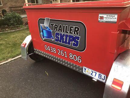 Trailer skip for hire