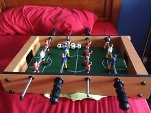 Mini foosball table New Lambton Heights Newcastle Area Preview