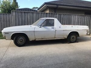 Hq Holden Ute Epping Whittlesea Area Preview