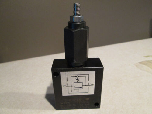 ENERPAC WVP5 A2100C SEQUENCE VALVE (NEW)