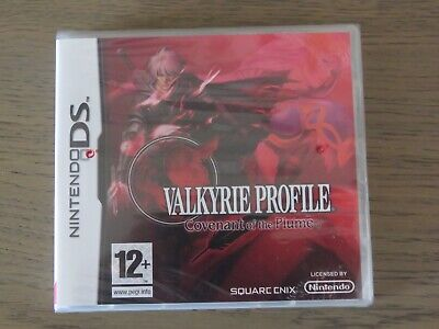 JEU NINTENDO DS 3DS VALKYRIE PROFILE COVENANT OF THE PLUME NEUF BLISTER FR