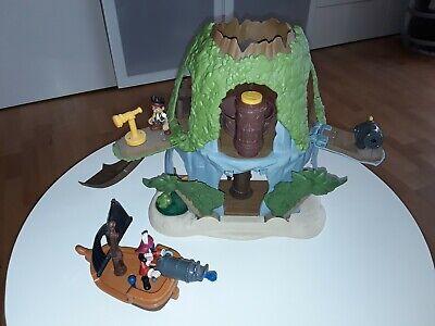 Jake und die Nimmerland Piraten Festung Boot Mattel Disney (Jake Und Die Nimmerland Piraten Boot)