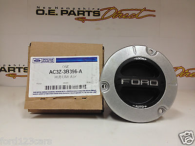 FORD Super Duty F250 F350 F450 F550 OEM AUTO Locking Front Hub 05-10 AC3Z3B396A