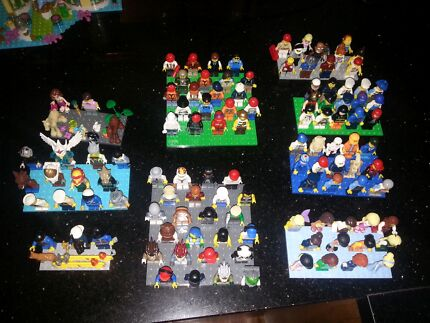 LEGO Minifigures and specialty items - lot Lane Cove Lane Cove Area Preview