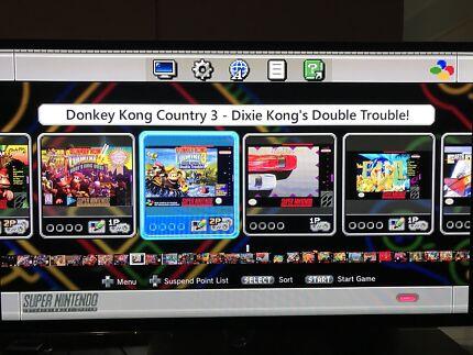 SNES Classic Mini 170 Games for $65 Super Nintendo