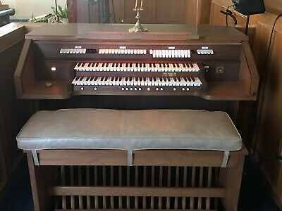 used Rodgers organs w/bench, good condition, church organ