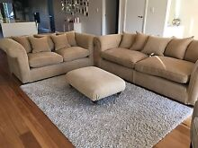 Beautiful beige sofa lounge suite cost $8000 Subiaco Subiaco Area Preview