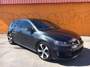 VW Golf GTI 2016 lease takeover or sell (2450$ gift)