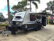 2016 Nextgen Greyline Offroad Ensuite Shower Toilet Caravan Clontarf Redcliffe Area Preview