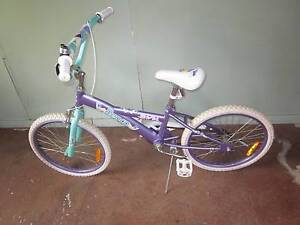 REPCO girls bike 'jewel' New Norfolk Derwent Valley Preview