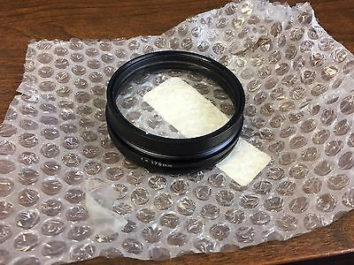 New Topcon F175mm Front Objective Lens For Oms-300 Oms-320 Surgical Microscope.