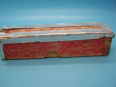 Starrett 98-6 Machinists Tool Level 6 With Box Used