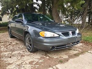 2005 Pontiac Grand Am with Command Start