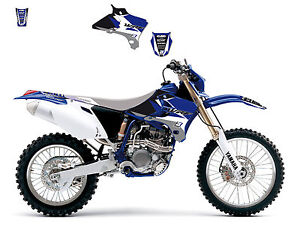 WR WRF 250/450 05-06 Decals Stickers Graphics Kit Enduro Dream 3