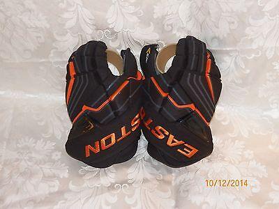 New Easton Stealth 85S Senior hockey gloves