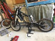 Yamaha YZ250 2001 wrecking - most parts currently available Mount Hawthorn Vincent Area Preview