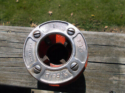 Ridgid 12-r Pipe Threading Die 1