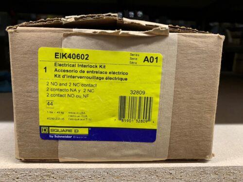Square D EIK40602 Electrical Interlock Kit ** Free Shipping **