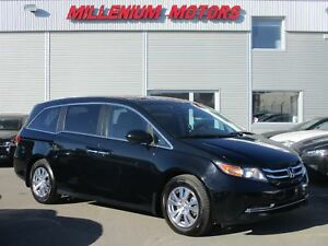 2014 Honda Odyssey EX-L / NAVI / B.CAM / LEATHER / SUNROOF