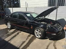 1998 Ford Falcon AU XR6 Sedan, complete vehicle wrecking. Mount Crosby Brisbane North West Preview