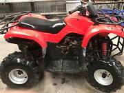 Adult Quad Bike 2wd Wingfield Port Adelaide Area Preview