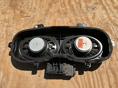 Usado, 2001-2006 BMW E46 M3 COUPE HARMAN KARDON SPEAKERS SUB SUBWOOFER DECK segunda mano  Embacar hacia Mexico