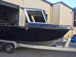 Aluminum boat welding / repairs / fabractions Chipping Norton Liverpool Area Preview