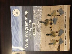 Web Programming Step by Step 2nd Edition - Marty Stepp