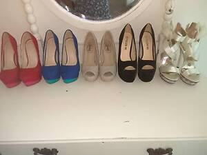 Size 35 Women's Shoes Ashmore Gold Coast City Preview