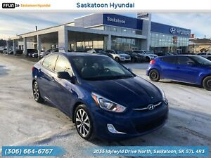 2015 Hyundai Accent SE PST Paid - One Owner - Heated Seats