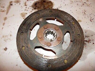1948 Farmall Cub Tractor Clutch Disc