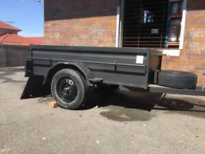 Trailer 7x4 with 8 Months Rego Concord West Canada Bay Area Preview