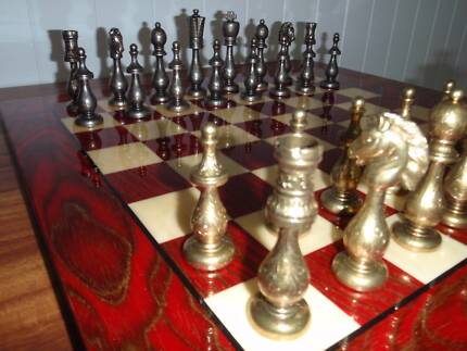 Chess Set - Made in Italy
