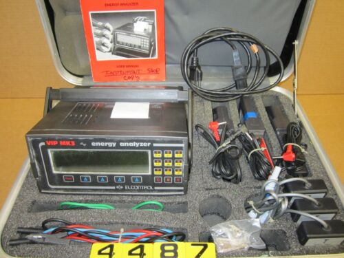 ELCONTROL VIP MK3 VIP SYSTEM 3 ENERGY ANALYZER