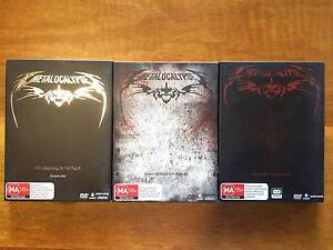 Metalocalypse Season 1-3 DVD Chidlow Mundaring Area Preview