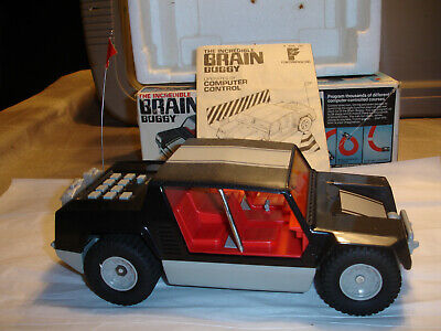 BRAIN BUGGY, 1979, Fundimensions, Loose, box, works, Excellent condition.